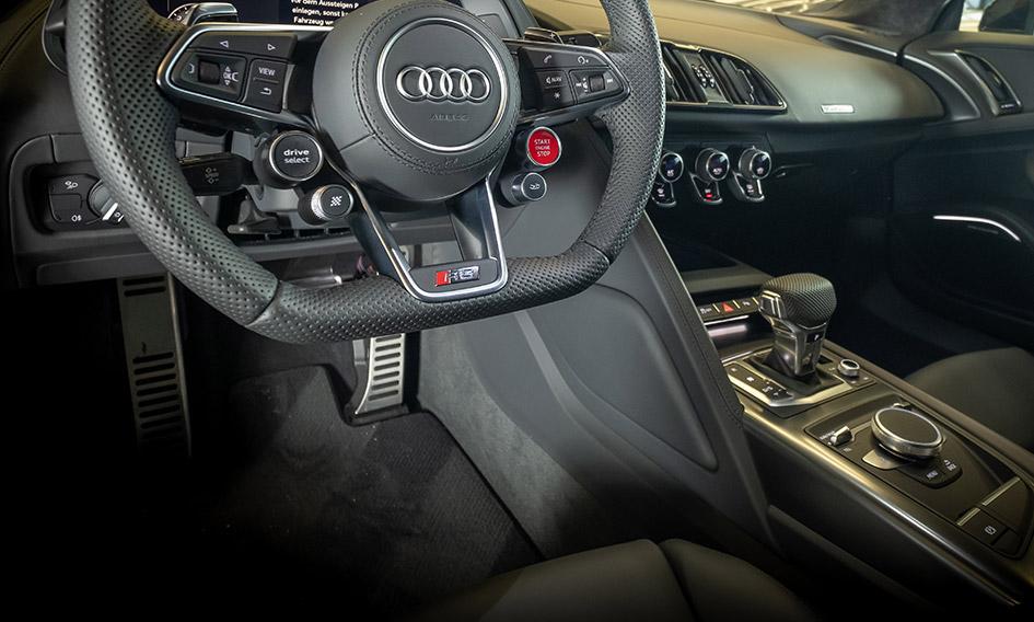 Audi R8 V10 Galerie 1