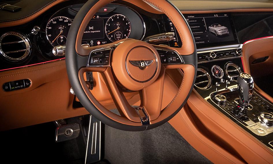 Bentley Continental Galerie 1