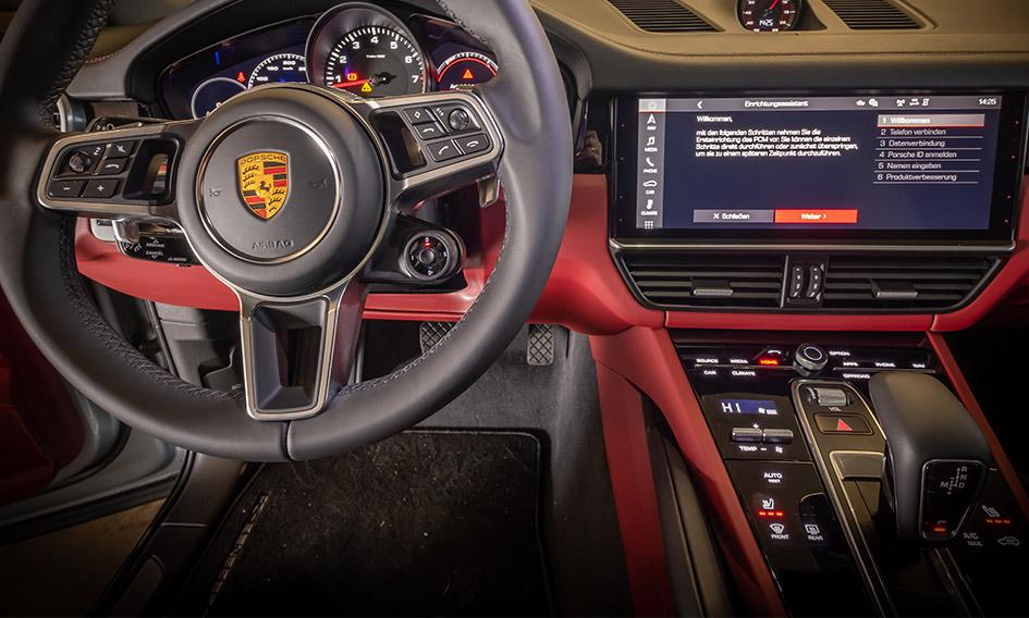 Porsche Cayenne Galerie 3